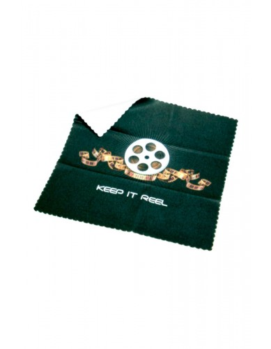 Keep it Reel Microfiber cleaning cloth