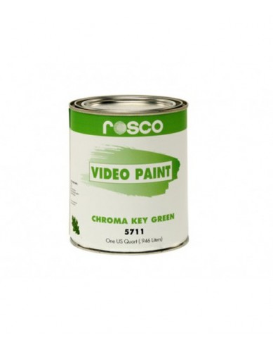ROSCO Chroma Key Paint, 3.8 liters