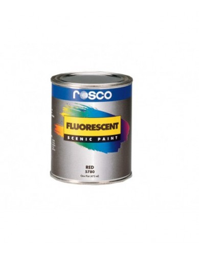 ROSCO Fluorescent Paint, 3.8 liters