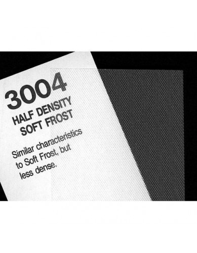 Cinegel 3004 Half Density Soft Frost ROSCO