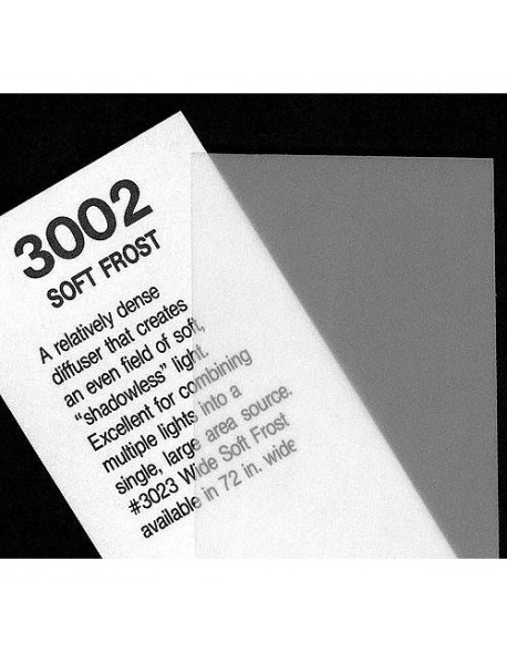 Cinegel 3002 Soft Frost ROSCO