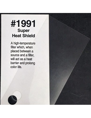 ROSCO Super Heat Shield Filter