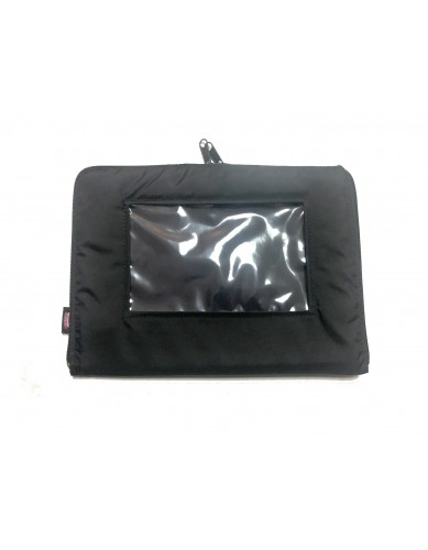 CINETOOLS Padded case with transparent window for touchscreens