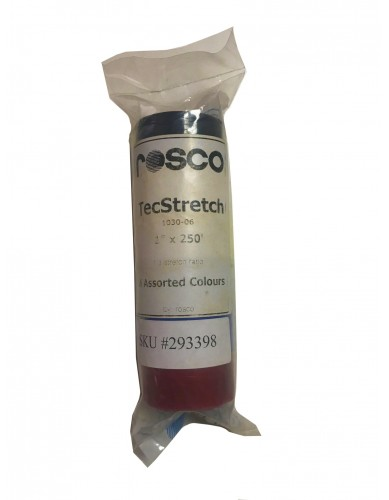 Cinta Tecstretch ROSCO Pack de 6 Colores