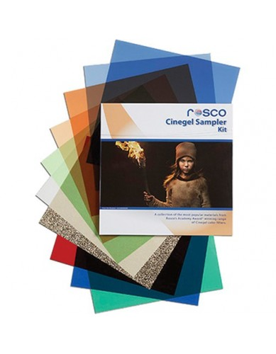 ROSCO Cinegel Sampler Kit