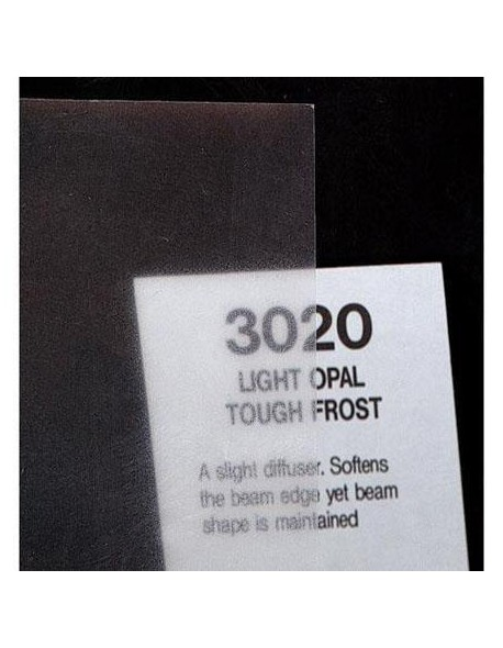 Cinegel 3020 Light Opal Tough Frost ROSCO