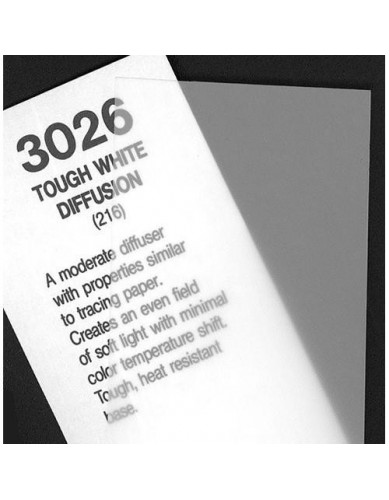 Cinegel 3026 Tough White Diffusion ROSCO