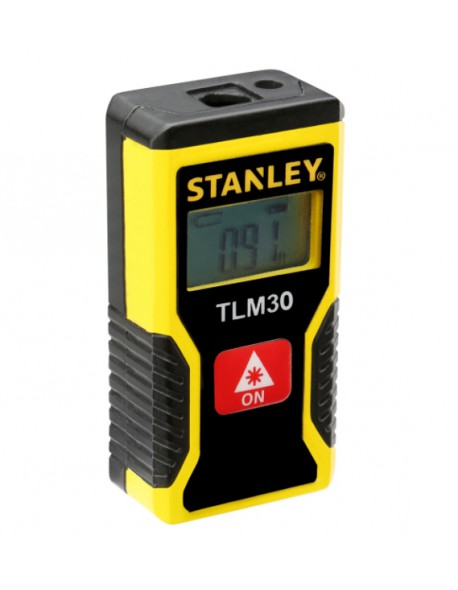 Pocket Laser Distance Measurer TLM30 STANLEY