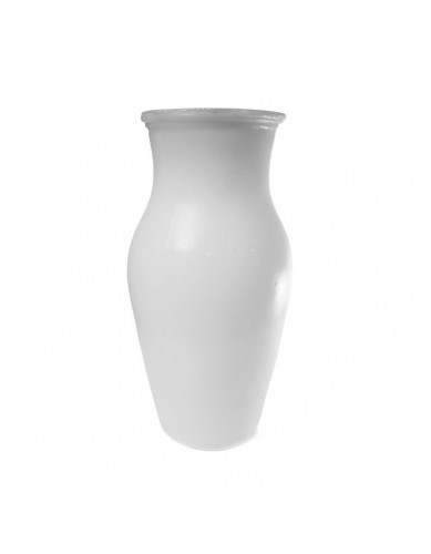 Fictional White Vase