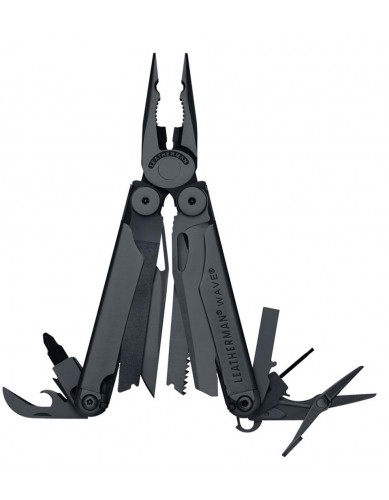 Wave Plus Negra LEATHERMAN